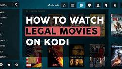 how to watch movies on kodi