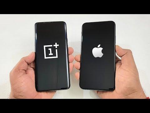 oneplus 7 pro vs iphone 11