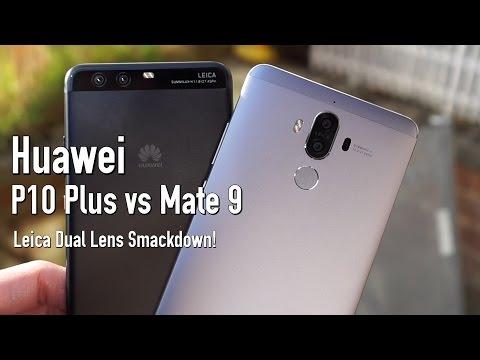 huawei mate 9 vs p10